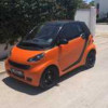 Smart ForTwo 1.0 turbo kit Night Orange