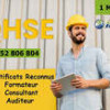 Formation Qhse 7 Certificats